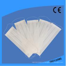2-слойная медицинская маска для лица с одноразовым слоем