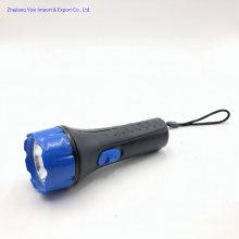 Cheap LED Plastic Torch Flashlight