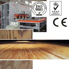 Línea de producción de laminado de madera MDF