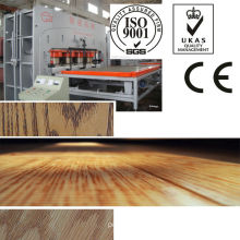 MDF Wood Laminate Flooring Production Line Machine