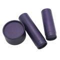 Caixa de embalagem de cilindro para caixa de cosméticos de ferramentas de maquiagem