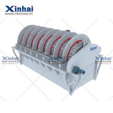 Filtro de vacío de disco de máquina de desecación minera, introducción de grupo de filtro de tambor de vacío