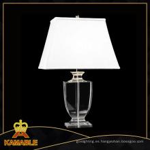 Habitación de hotel de alta calidad K9 lámpara de mesa de cristal (TL1121)