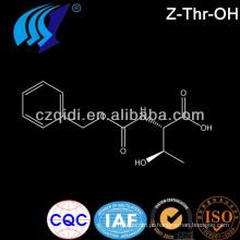 Preço de fábrica para Z-Thr-OH / N-Cbz-L-Threonine cas 19728-63-3 C12H15NO5