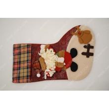 Custom Christmas Stocking Gift Bag For Christmas