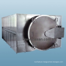 Shanghai Nasan Microwave Fruit Drying Equipment