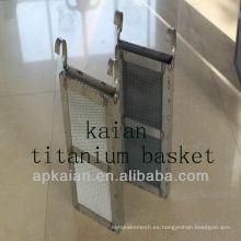 CBRL !!!!! Anping KAIAN titanio gabion malla de alambre (30 años de fábrica)