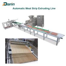 Pure Meat Dog behandelt Extruder-lijn