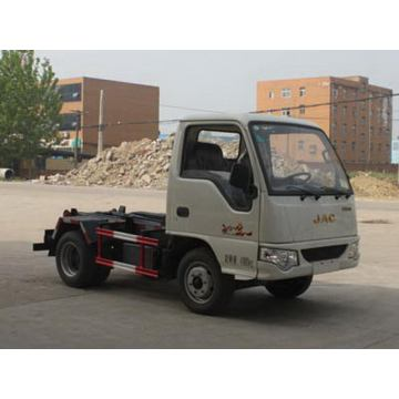 JAC Small Roll On Roll Off Truck