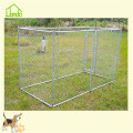 Fabriksproduktion Outdoor Large Chain Link Dog Kennel