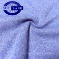 Mélange de CD en jersey polyester interlock pour pantalons de sport