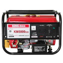 Kingmax Benzin Generator 2.5kW Km5800dxe 2.2kw Km5500dx