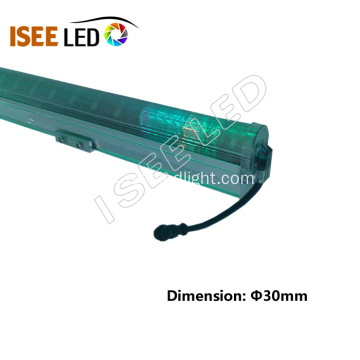 Arquitetura Fachada SPI RGB LED Tube Light