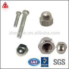 High Quality stainless steel bolt and nut cap