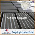 Fibres PVA à l'alcool polyvinylique pour le ciment