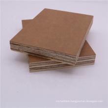 610*2500MM 12mm sign grade poplar core HDO/MDO plywood for sale