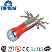 Jeu d'outils avec lampe de poche