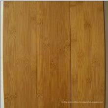 Suelo de bambú carbonizado vertical de 15 mm