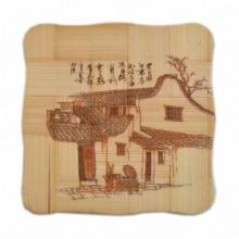 Conjunto de alta calidad de montaña de bambú