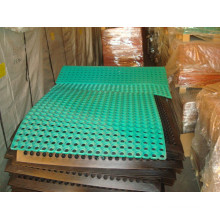 Agriculture Rubber Matting Bathroom Rubber Mat Drainage Rubber Mat
