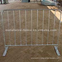 temporary portable steel fencing
