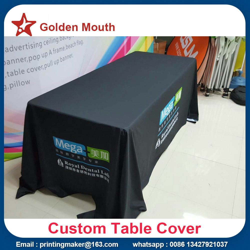 Draped Table Cover