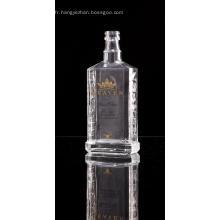 Vente de bouteilles de vodka classique