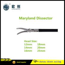 5-миллиметровый лапароскопический диссектор Мэриленда