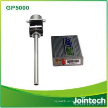Dispositivo de seguimiento de vehículos con sensor digital de nivel de combustible