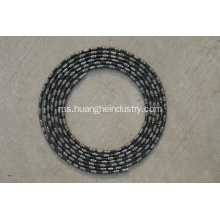 Diamond Wire Saw untuk Cutting Marble