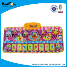 Colorful playmat musical mat for kids