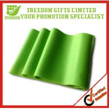 Ceintures élastiques de courroie de yoga de latex de haute qualité