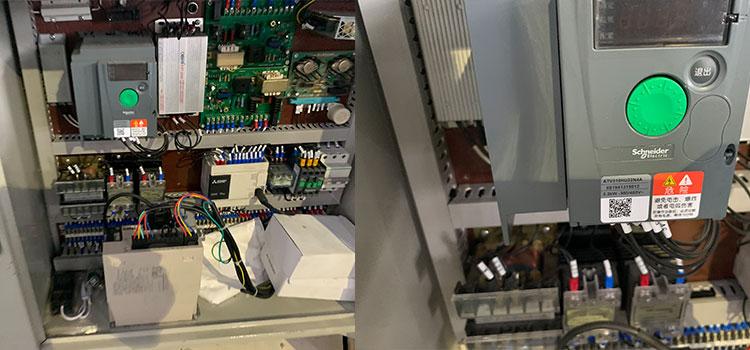 Flatbed Die Cutting Machine Detail