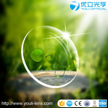 1,56 lente cinza fotocromática para pessoas ao ar livre