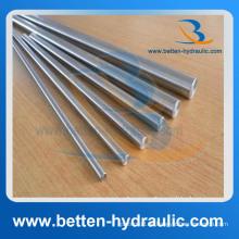 Qpq Hydraulische Kolbenstange verchromt Stahl Hydraulikzylinder Kolbenstange