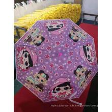 Parapluie en plastique pour enfants INS Celebrity Web personnalisé