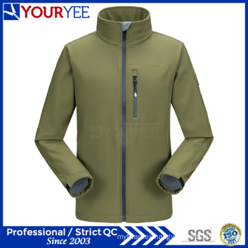 Wholesale Waterproof Mens Softshell Jacket with Stand Collar (YRK115)