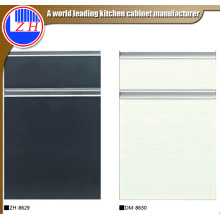 Hot Sale White Melamine Kitchen Cabinet Door (ABS finished)