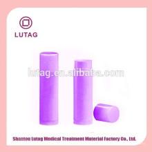 Alta calidad empaquetado cosmético vacío tubo de palo
