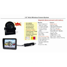 3.5inch wireless rear view system with good night vision
