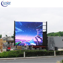 P8 Outdoor Led Display voor reclame Show