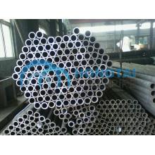 Amortiguador de motocicleta Tubo de acero dulce de bajo carbono