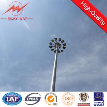 Redondo Nuevo LED utilizado Torre de luz al aire libre para la venta Proveedor