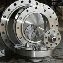 Industrial Stainless Steel Blind Flange Forged Flange to ASME