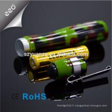 2015 nouvelle lampe de poche à LED de 7w 300lm