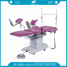 AG-C203A metal frame obstetric examination hospital gynecological examination table