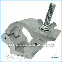 Gancho para sistema de treliça de engate cônico / braçadeira de treliça