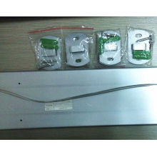 6000k Ra80 Flat Panel Led Light 40 Watt , 1200mm 120°led Panels For Factory
