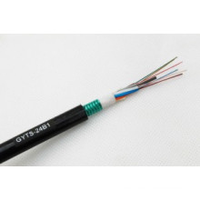 Im Freien gepanzertes GYTS-Optikfaserkabel in den Telekommunikationsnetzen