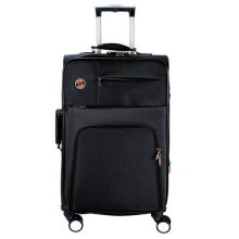 Poliéster incorporado carro de equipaje suave para Businee y Viajes